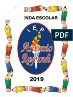 Agenda Escolara Raymondi -2019 La Final