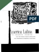 América Latina y el colonialismo interno. Rodolfo Stavenhagen.