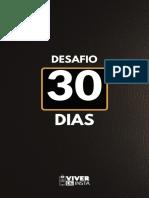 Desafio 30 dias