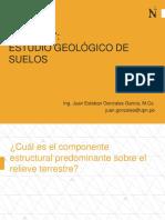 Estudio Geologico de Suelos