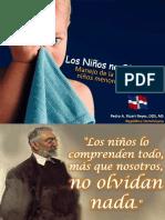 LOS NIÑOS NO OLVIDAN