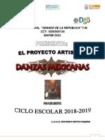 Club de Danzas Mexicanas