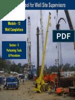 05 Perforating - Tools & Procedures