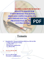 Presentacion Legislacion en Salud Ocupacional 2