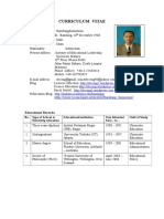 CV Bambang Sumintono June 2015