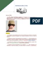 html practico