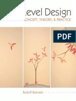 Level Design Book