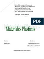 Materiales-plásticos