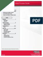 Precision Pulse Weld Process Guide