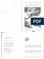 "Buchanan & Franco, ""The Ecuador Cookbook / La cocina ecuatoriana"""