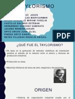 TAYLORISMO 2.0pptx