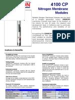 Generon Membrane 4100 Cp