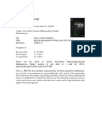 Failure Analysis of Axle Shaft of a Fork Lift
