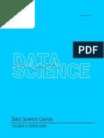 Fs Datascience Immersive Syllabus