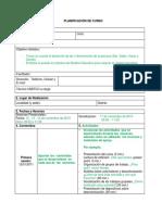 01 PLANIFICACIÓN cursos