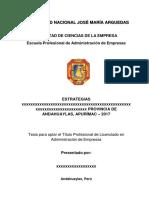 ESQUEMA DE INFORME FINAL TESIS