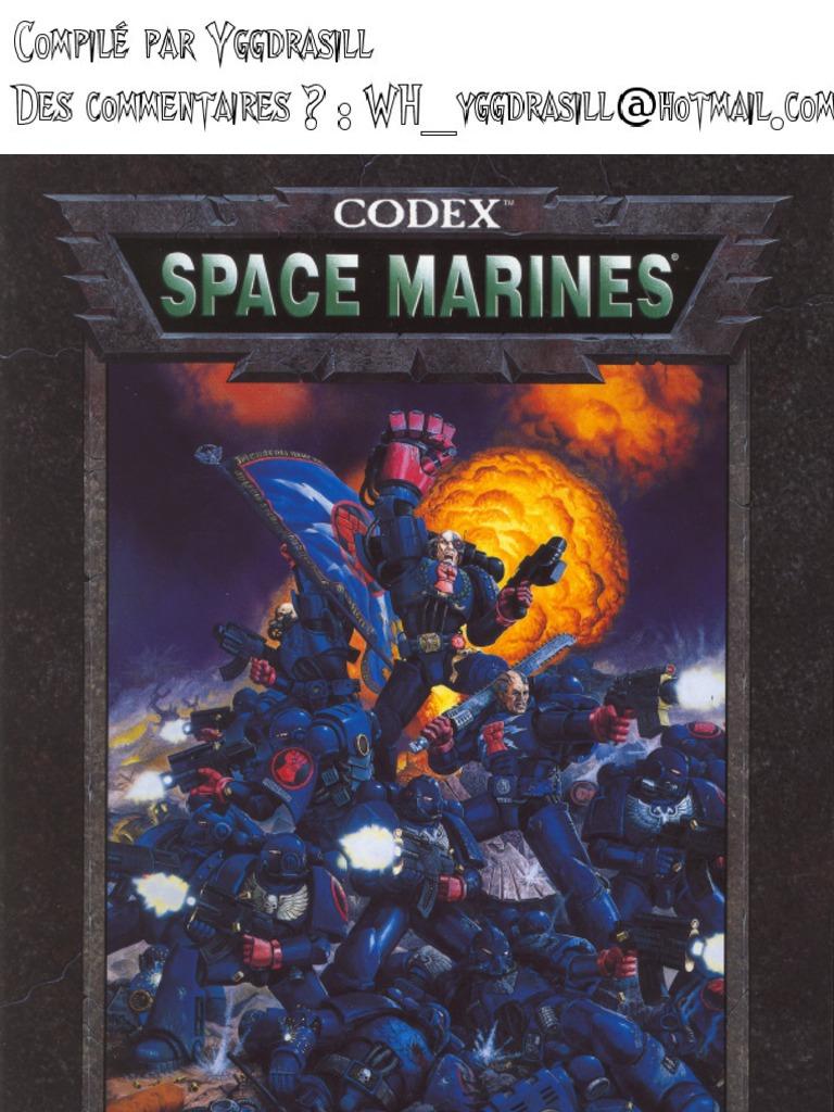 Warhammer 40000-Chaos-Griffe éclair droite 2