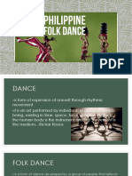 Philippine Folk Dance Definition and Origin
