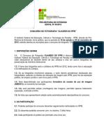 Edital 39-2012 - Olhares Do IFPB