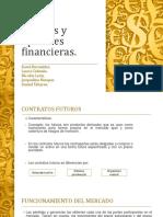 Futuros y Opciones Financieras
