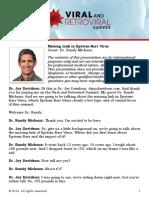 Randy_Michaux Missing Link in Epstein-Barr Virus