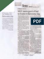 Manila Times, Sept. 2, 2019, VACC slams grant of bail to brains in Batocabe slay.pdf