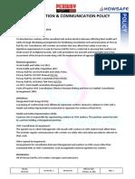 HSF626 Consultation