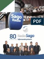 80 AÑOS DE RADIO SAGO
