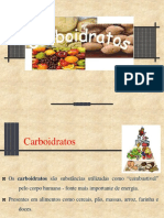 Aula 7 - Carboidratos