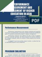Comparative Education Report