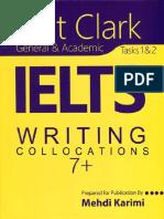 雅思 IELTS Collocations Mat Clark