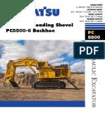 PC5500-6 A4 Internet