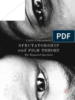 Carlo Comanducci - Spectatorship and Film Theory_ the Wayward Spectator-Springer International Publishing_Palgrave Macmillan (2018)