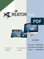 Web Creator Final