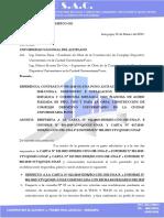 Carta Rpta Absolucion de Consultas