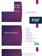 FES Higher Education Consultants Pvt