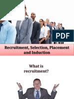 recruitmentselectionplacementinduction-161017041543