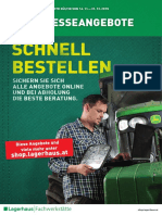 Messeangebote Austro Agrar 2015