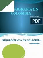 Biogeografia en Colombia