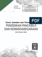 01 Kunci Pr Ppkn 11a Edisi 2019