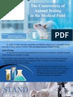 Animal Testing Sts