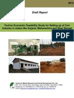 Report- Techno Economic Feasibility Study