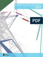 Anuario energético de Canarias 2017