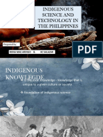 Indigenous Science & Technology