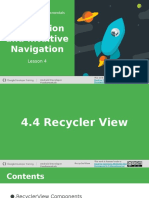 Android Recycler View Tuorial