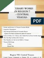 LITERARY WORKS IN REGION 7.pptx