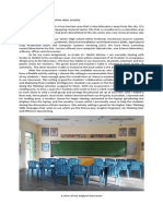 Insights Taken From Semi Detailed Lesson Plan Lesson Plan Consultation