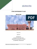 Contingency Plan Delhi