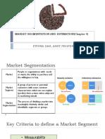 3_market Segmentation and Estimation