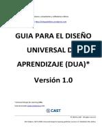 D. Universal de Aprendizaje.10